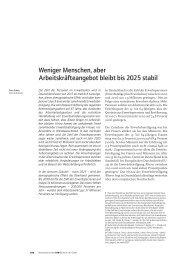 Betriebe sind auf alternde Belegschaften kaum eingestellt - DIW Berlin