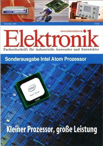 Infotainment mit Atom - Inova Semiconductors