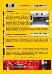 GigaSTaR Flyer Rev.1.1 - Inova Semiconductors