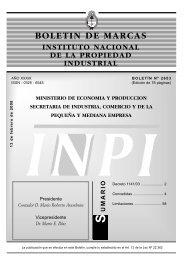 Marcas Concedidas 13-02-2008 - Instituto Nacional de la Propiedad ...