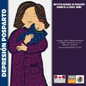 Depresion posparto-web - Instituto Nacional de Psiquiatría