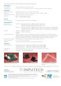 AccuTouch Five-Wire Resistive - Inputech AG - Page 2