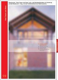 Vom Traum zum Haus - INQA-Bauen