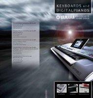 KEYBOARDS und DIGITALPIANOS - Demmer