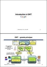 Introduction à GWT