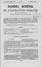 MÂNUEL GENERAL DE L'INSTRUCTION PEIMAIEE