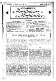 S je; eJmlituleurs « ei aej ç/nslilulrices r - Institut français de l'éducation