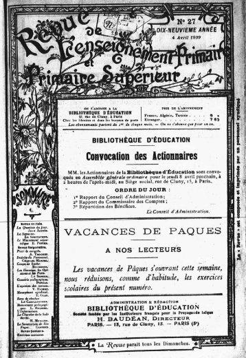 paris - Institut français de l'éducation