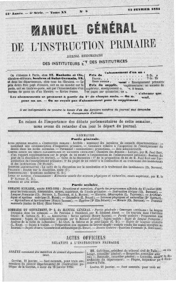 ilHOEL HÉiÉHÂL - Institut français de l'éducation