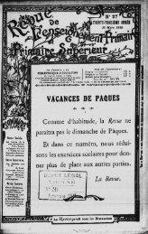 :1 î T La Revue. - Institut français de l'éducation