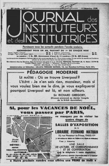 M - Institut français de l'éducation