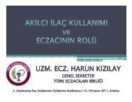 uzm. ecz. harun kızılay - INRUD