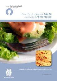 Alterações do Estado de Saúde Associadas à Alimentação - Instituto ...