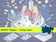 "SMART Region - ""Living Labs"""