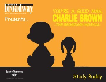 Charlie Brown - Inside Broadway