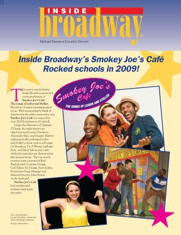 Inside Broadway news.2007