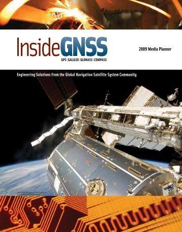 2009 Media Planner - Inside GNSS