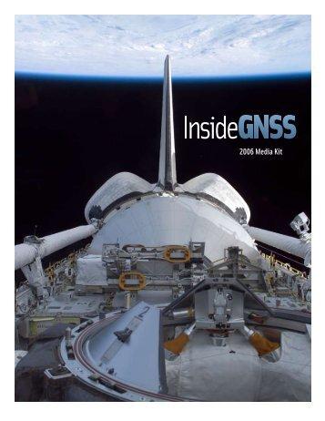 2006 Media Kit - Inside GNSS