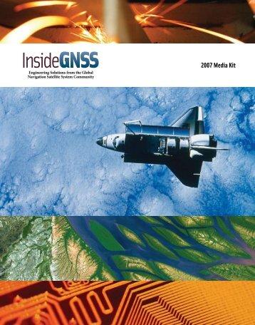 2007 Media Kit - Inside GNSS