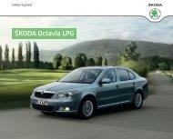 Åkoda Octavia LPG Katalog (PDF) - DHT Automobile