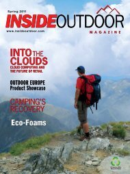 Spring - InsideOutdoor Magazine