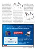 The Midsole Differential Difference -- Winter 2011 - Page 6