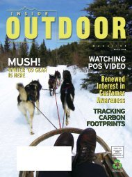 Winter - InsideOutdoor Magazine