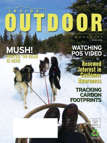 Winter - InsideOutdoor Magazine