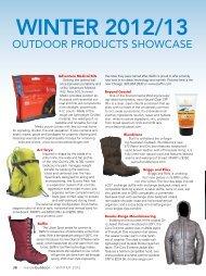 OutdOOr PrOducts ShOWcase - InsideOutdoor Magazine