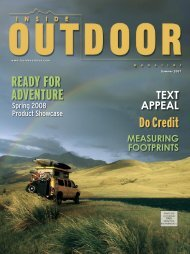 Summer - InsideOutdoor Magazine