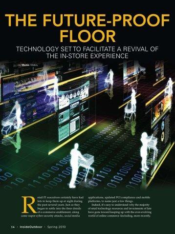 Future-proof Sales Floor--Spring 2010