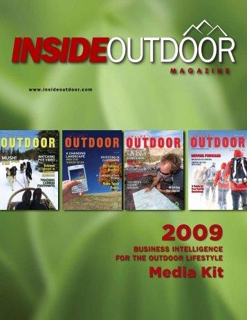 Media Kit - Inside Outdoor
