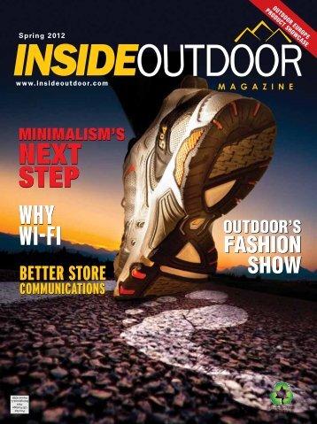 MINIMALISM'S NEXT STEPs - InsideOutdoor Magazine