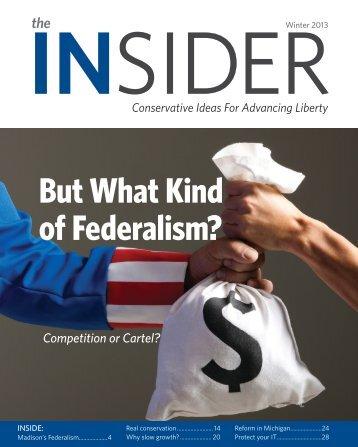 Full PDF version - InsiderOnline.org