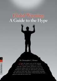 Global Warming: A Guide to the Hype [PDF] - InsiderOnline