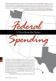 Federal Spending, a View from the States [PDF] - InsiderOnline