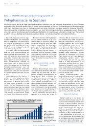 Polypharmazie in Sachsen - INSIGHT Health