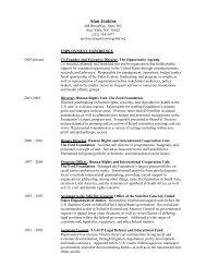 Resume - Insight Center for Community Economic Development