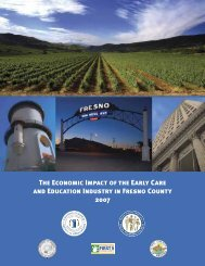 Fresno, Full Report (2007) PDF, 2MB - Insight Center for Community ...