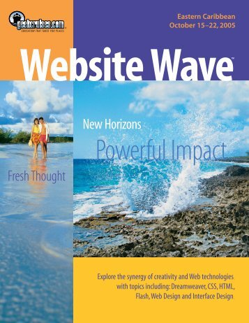 brochure for Website Wave - Insight Cruises