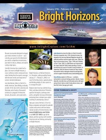 flyer - Insight Cruises