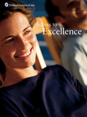Access to Excellence - Insight Cruises