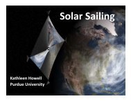 What is Solar Sailing? - Insight Cruises