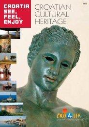 Croatian cultural heritage - Business - Hrvatska turistička zajednica