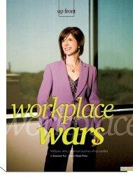 Workplace Wars - Insight Employment Mediation