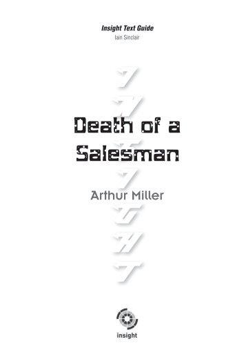 death of a salesman sparknotes Death of a salesman (sparknotes literature guide)   sparknotes, arthur miller    isbn: 9781411469518   kostenloser versand für alle bücher mit versand und.