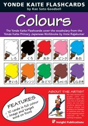 Colours - Insight Publications