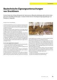 Umwelt 5-03.indd - Insituform Rohrsanierungstechniken GmbH
