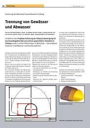 Den vollen Artikel als PDF - Insituform Rohrsanierungstechniken ...