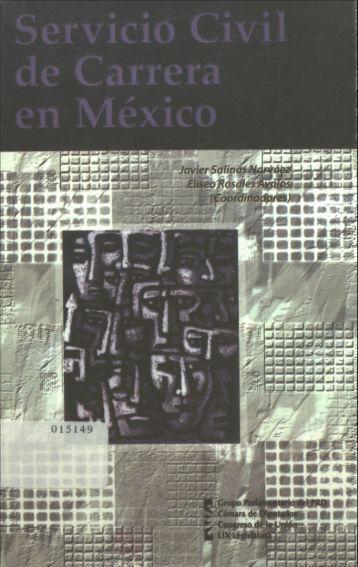 servicio civil de carrera en mexico